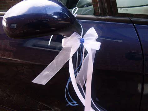 autoschleifen hochzeit autoschleifen hochzeit set mit antennenschleife