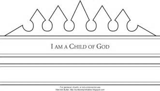 King crown template printable make a simple crown for each