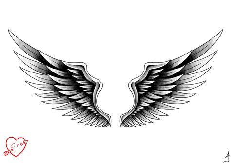Crisis Tattoo May 2012 Wing Designs