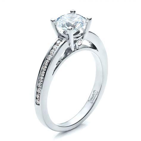 engagement rings for women custom diamond engagement ring 1426
