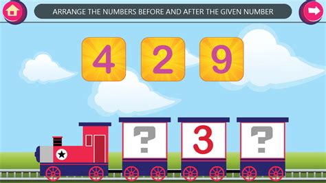 Play Store Order Number Preschool Numbers Math Android Apps On Play