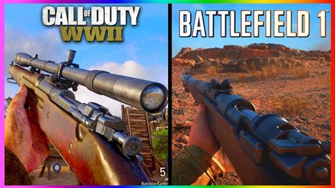 graphics battle battlefield 2 black call of duty wwii graphics vs battlefield 1 graphics bf1