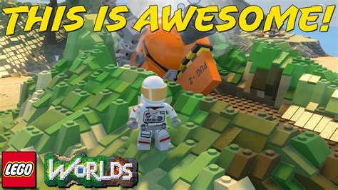 Quest Builder Ps4 quest for master builder lego worlds gameplay ps4