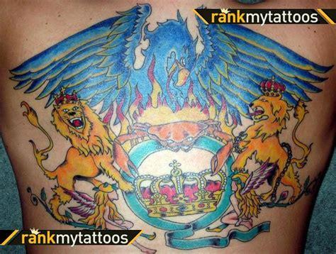 tattoo queen logo queen logo tattoo colour body art pinterest