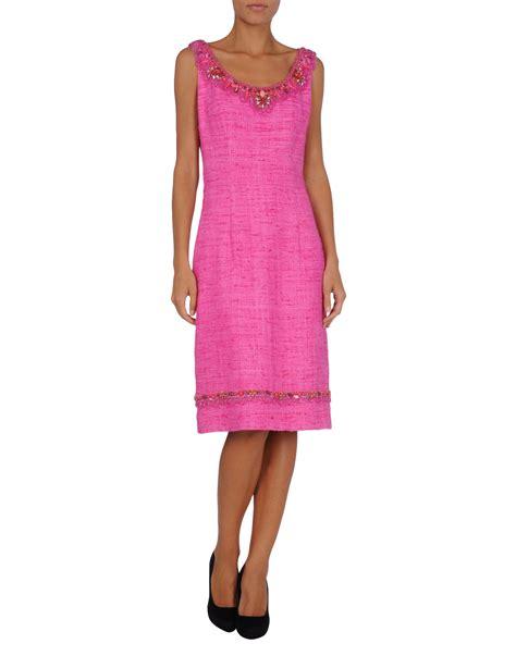 Get Macphersons Gucci Dress For 35 by Prada Dress In Pink Fuchsia Lyst