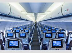 Man can hack into airplane avionics systems through in ... United Airlines 777 Interior