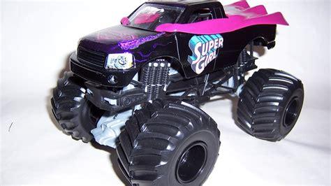 Jam Custom 3 jam custom truck supergirl 1 24 wheels