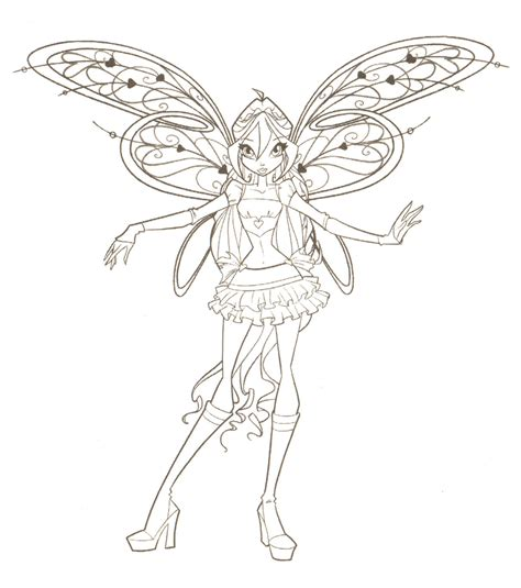 winx club coloring pages winxclub photo 18537794 fanpop