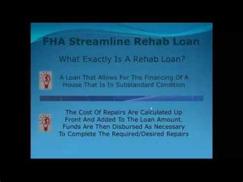 what is a rehab loan for a house fha 203k vs homepath renovation vs homestyle renovation doovi
