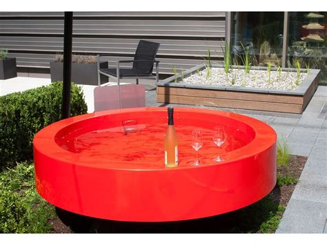 Outdoor Badewanne Feuer by Tub 2 0 Outdoor Badewanne Orange Whirlpools