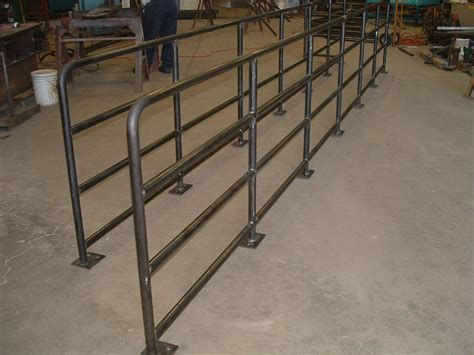 precision metal fabrication of steel stairs franklin ohio
