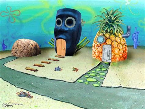 squidwards house squidward s house worth1000 contests