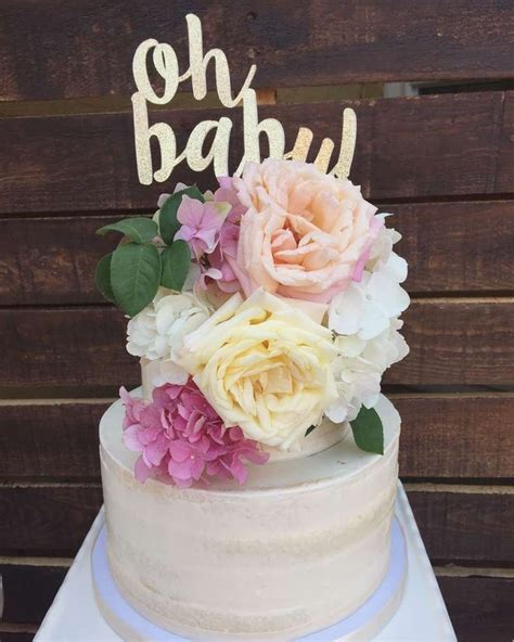 Baby Shower Cake Ideas For A by Best 25 Baby Shower Cakes Ideas On