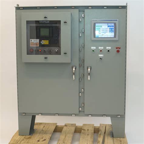 Panel Gas home s r controls l p