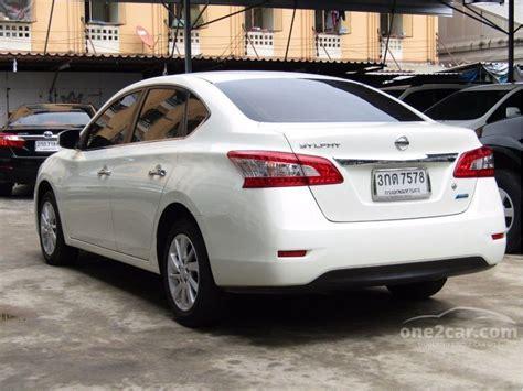 nissan sylphy 2014 nissan sylphy 2014 s 1 6 in กร งเทพและปร มณฑล manual sedan