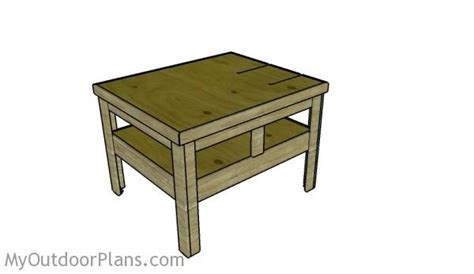 Diy Router Table Plans Free Car Interior Design Outfeed Table Plans