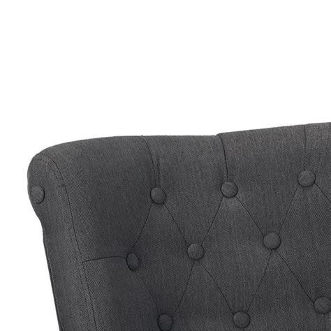 sillon frances vidaxl sill 243 n franc 233 s gris 1 pieza tienda vidaxl es
