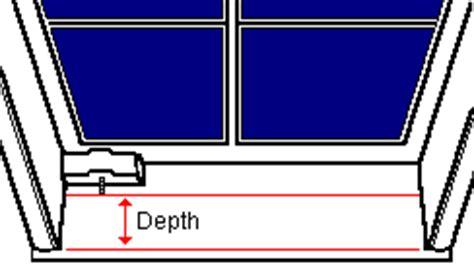 Window Sill Depth Window Jamb Depth Quot Quot Sc Quot 1 Quot St Quot Quot Jjj Specialty