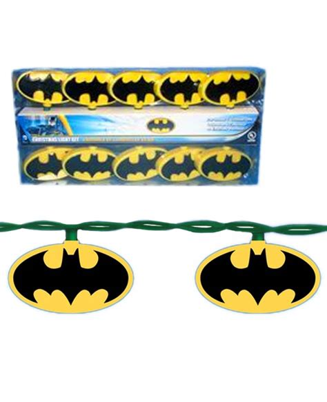Batman String - batman string lights