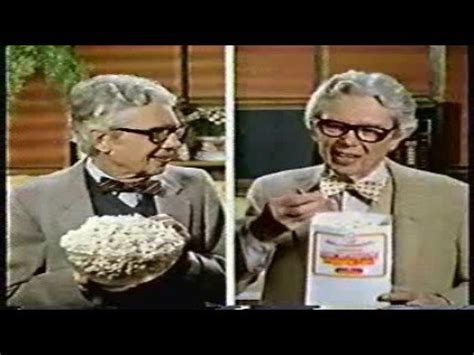 orville redenbacher pop corn commercial youtube