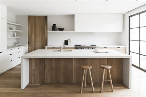 Modern Wooden Kitchen Designs Decordots East St Kilda House By Meme