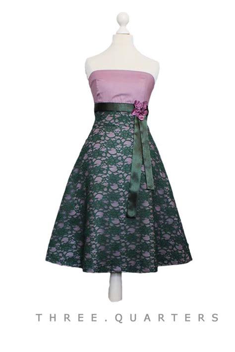Spitzenkleid Brautkleid by Three Quarters Spitzenkleid Kleid Rosa Gr 252 N Altrosa