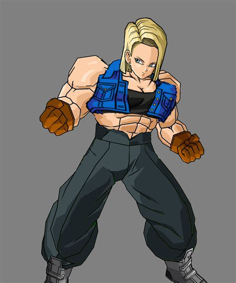 superuser android android 18 by espadadeloscuro on deviantart