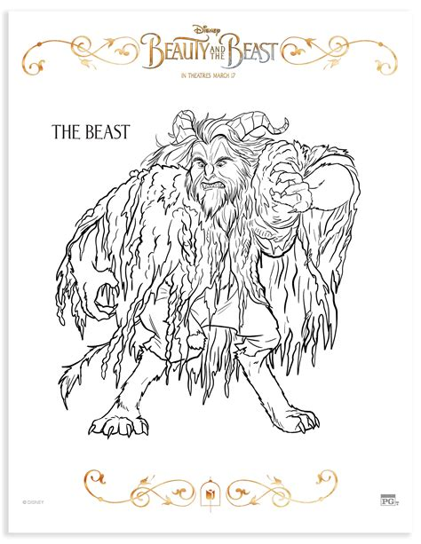 beauty and the beast coloring pages games beauty and the beast mom review printable coloring pages