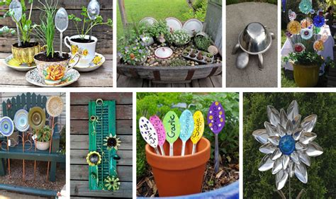 20 mind blowing diy new uses for old things the art in life 20 mind blowing diy garden ideas using old kitchen items