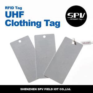 printable rfid tags china rfid uhf printable hang tag alien h3 china rfid