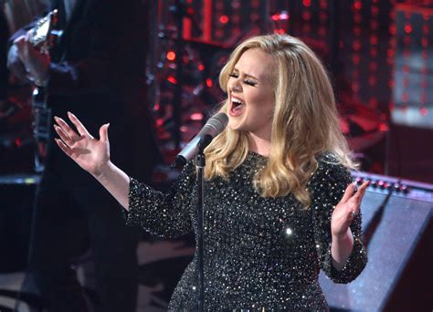 adele global album sales atrl adele single hello could set streaming records with 500