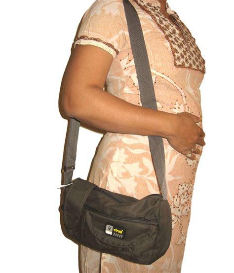 Tas Selempang Messenger Sling Bag Vintage Canvas Frank Bonjour levis sling bag bags more