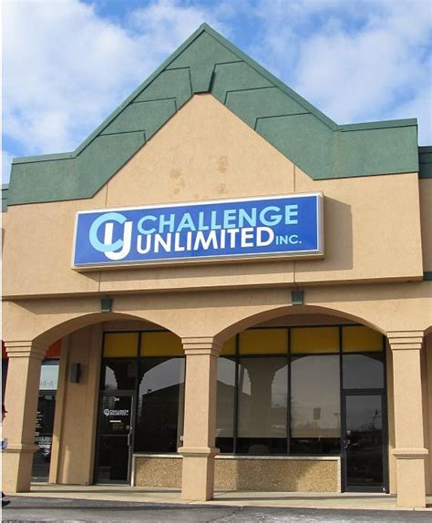 challenge inc challenge unlimited inc receives carf three year