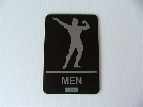 signs for bathroom bathroom signs