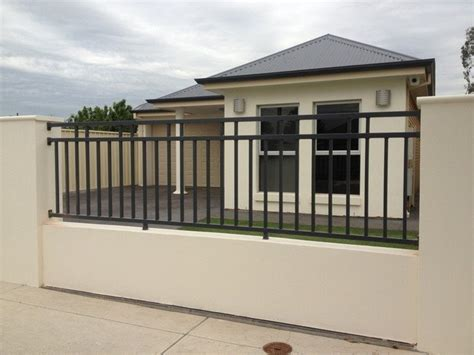 minimalist fence design some considerations in choosing home fence design 4 home