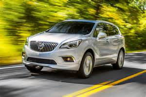 Buick Envision 2017 Buick Envision Reviews And Rating Motor Trend