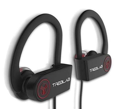 best affordable headphones for working out bluetooth earbuds treblab xr100 true hd sound solid bass
