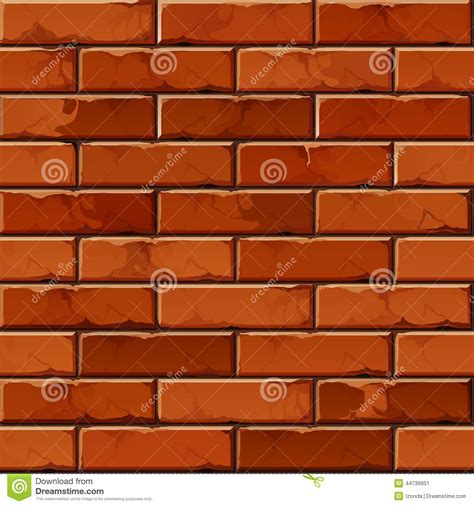 brick wall pattern vector vector brick wall background texture pattern stock vector