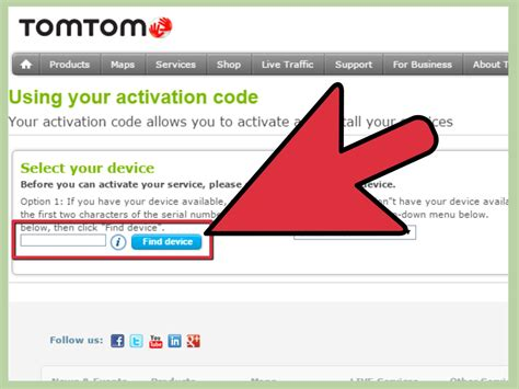 tomtom usa map activation code how to activate tomtom maps 9 steps with pictures wikihow