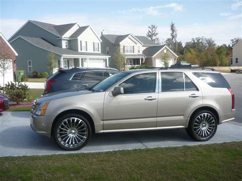 cadillac srx 2005 j23roc 2005 cadillac srx specs photos modification info