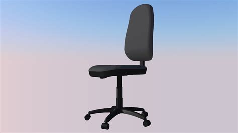 computer office chair sketchup 3d model