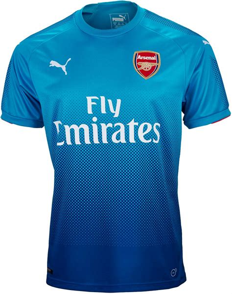 Jersey Arsenal Away 1415 arsenal away jersey 2017 18 soccerpro