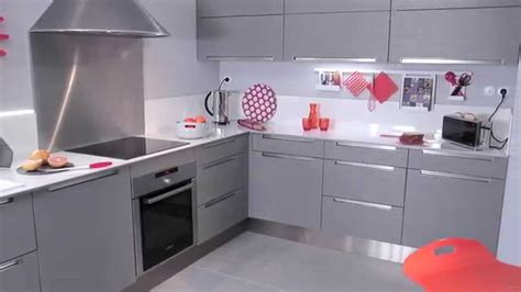 meuble de cuisine les meubles de cuisine stria gris