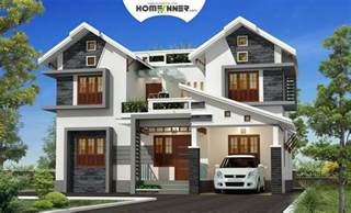 Home Design Kerala Villa Designs Home Design