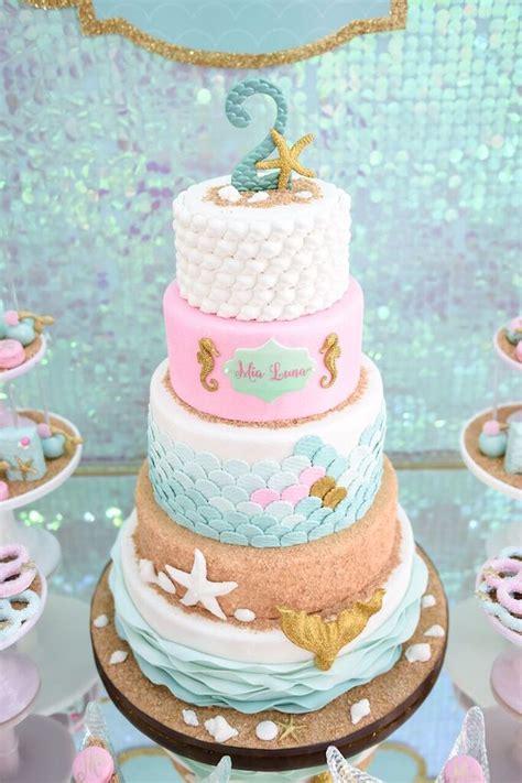 kara s ideas mermaid oasis themed birthday kara s ideas