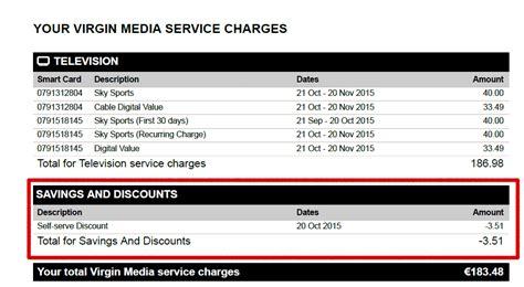 where is discount on bill media ireland