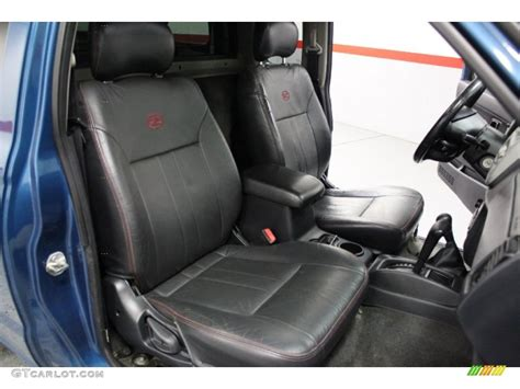 2001 nissan frontier seats 2001 nissan frontier sc v6 king cab 4x4 front seat photo