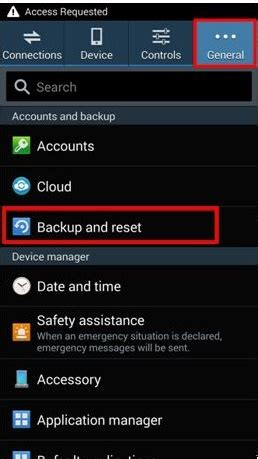 android reset always open with four solutions to factory reset android phone and tablet