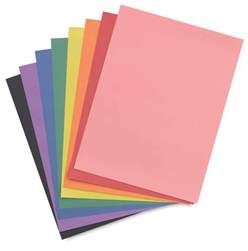 colored paper crayola construction paper packs blick materials