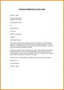 Certification Letter For Maternity Leave letter after maternity leave maternity maternity leave approval letter